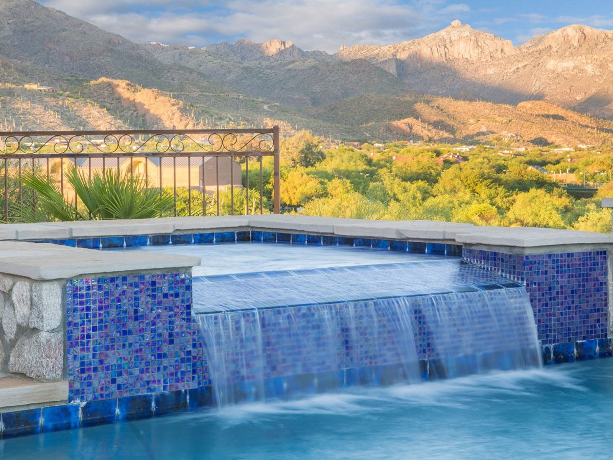 What Are Spillover Spas Spas Hot Tub Pool And Spa