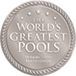 World's Greatest Pools Logo