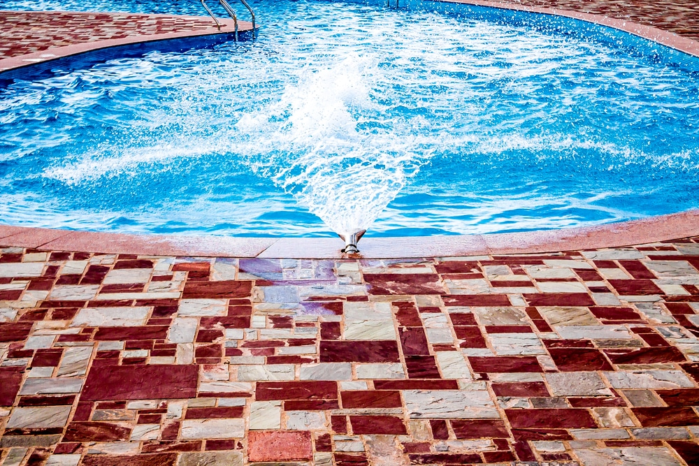 The Different Types of Pool Fountains